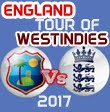 England tour of West Indies 2017