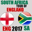 South Africa tour of England 2017