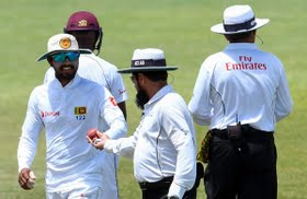 Dinesh Chandimal pleads not guilty to altering condition of ball
