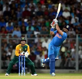 Raina: In first 6 overs, you need to play your shots
